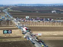 Inaugurarea autostrazii de un metru, foto 4